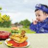 Mẹo bỏ túi giúp bé ăn ngon miệng trong dịp Tết