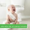Dấu hiệu trẻ sơ sinh bị táo bón