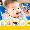 """""""Điểm danh"""" những thực phẩm mẹ không nên dùng cho bé dưới 1 tuổi"""