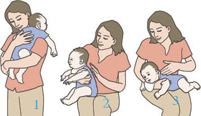 Cách xử lý khi trẻ nôn trớ