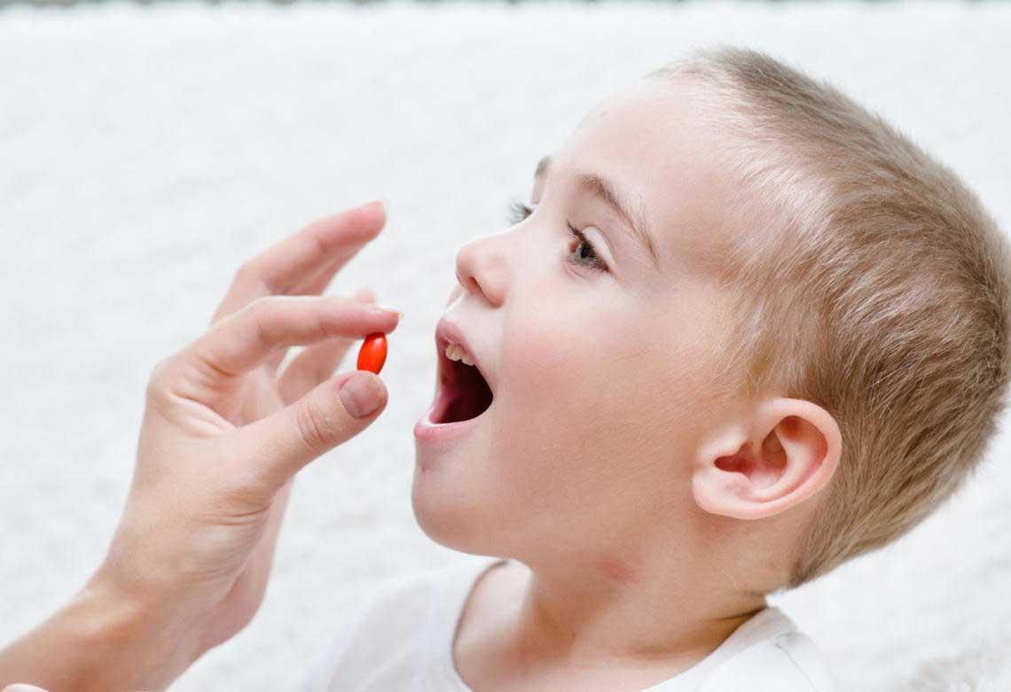 Có nhất thiết phải bổ sung men vi sinh khi trẻ đang uống kháng ...