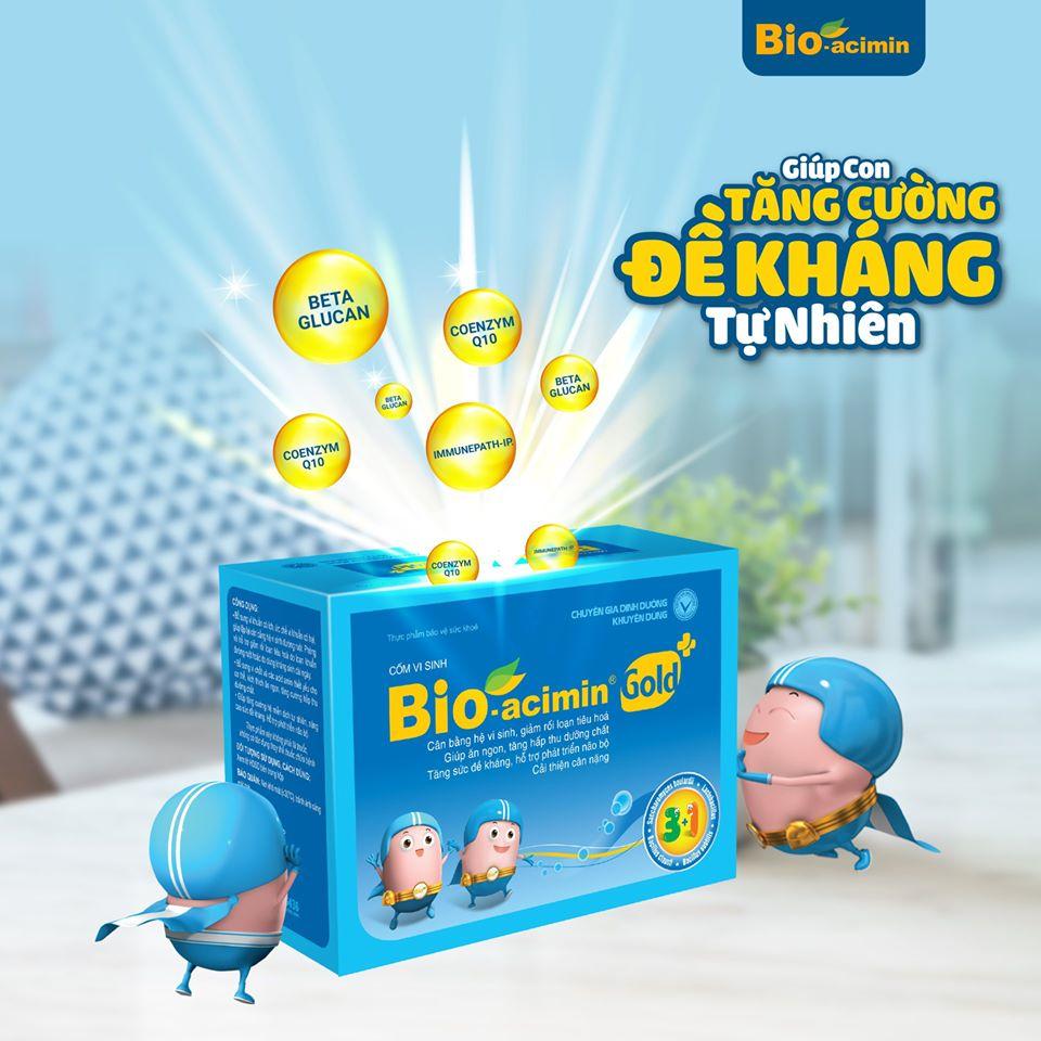 bio-acimin giúp con tăng cường đề kháng tự nhiên